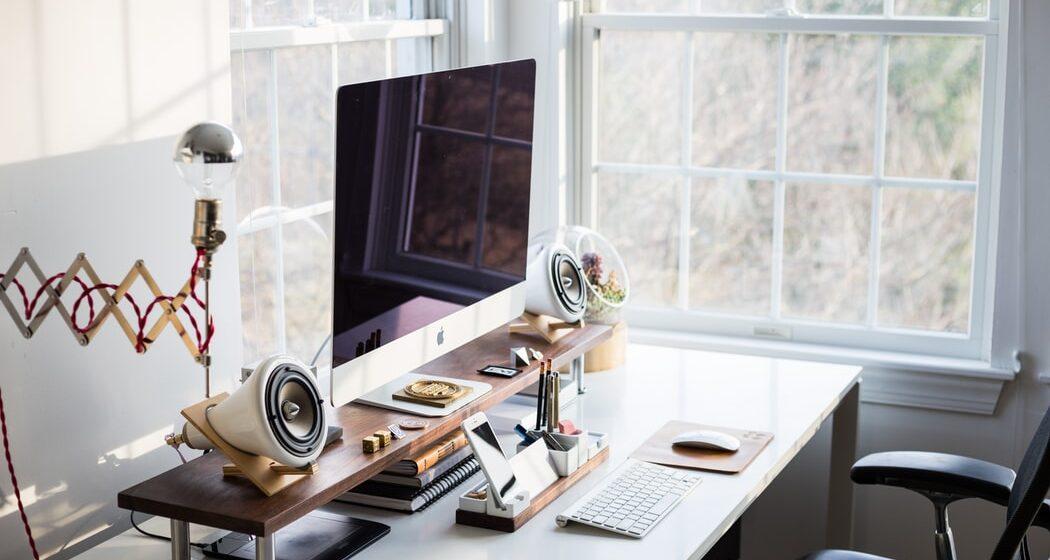 Office desktop.