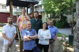 Lähiö-Inno tutkijat ja yhteistyökumppanit